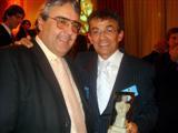 Jorge y Alberto en los Premios Fund TV 2007