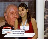 La consagración del 2006 por parte de Lucía Burtnik.