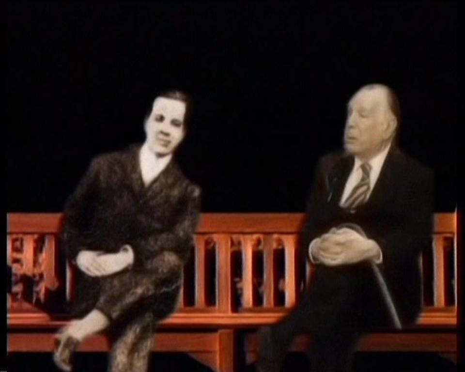 Jorge Luis Borges el otro
